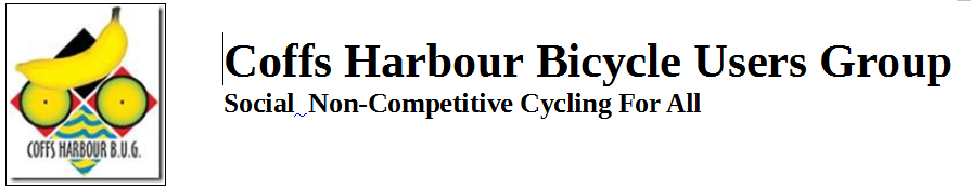 Coffs  Harbour Bicycle User Group